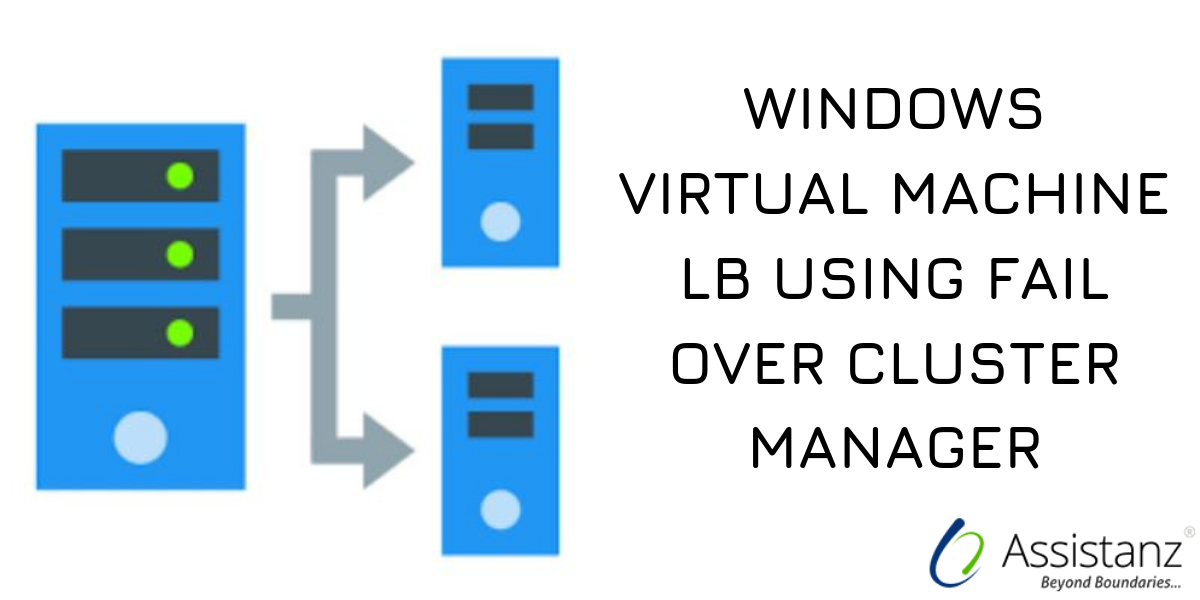 Windows Virtual Machine LB using Fail Over Cluster Manager