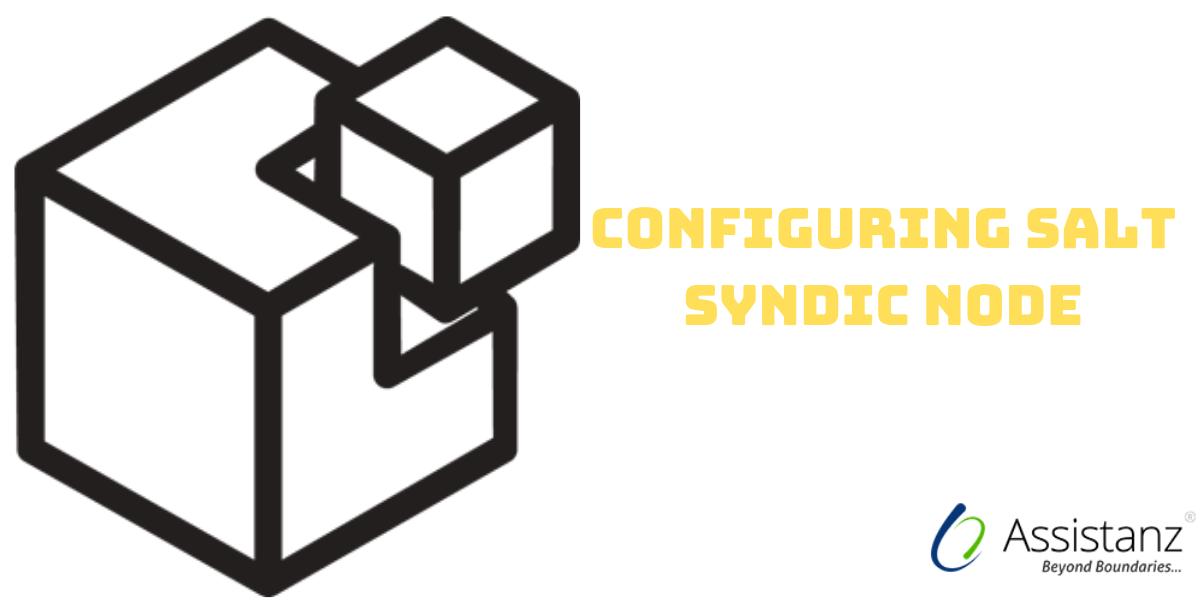 Configuring Salt Syndic node