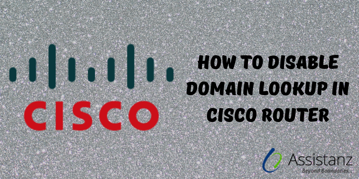 How to disable domain lookup in cisco router