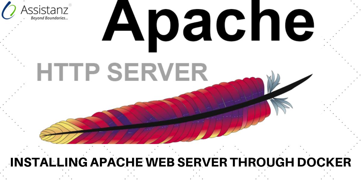 Installing Apache Web Server through Docker File For Windows Container