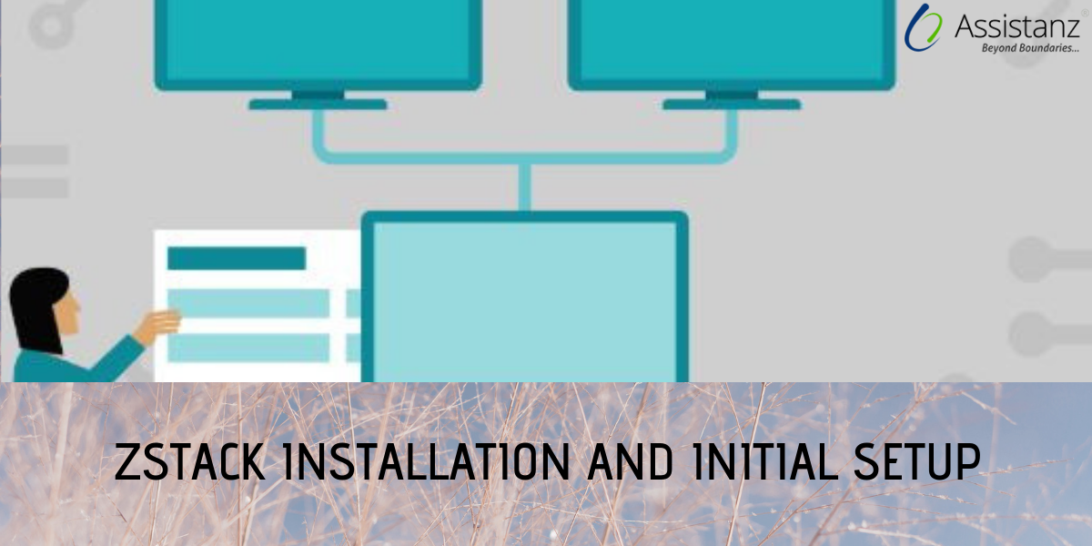 ZStack installation and initial setup