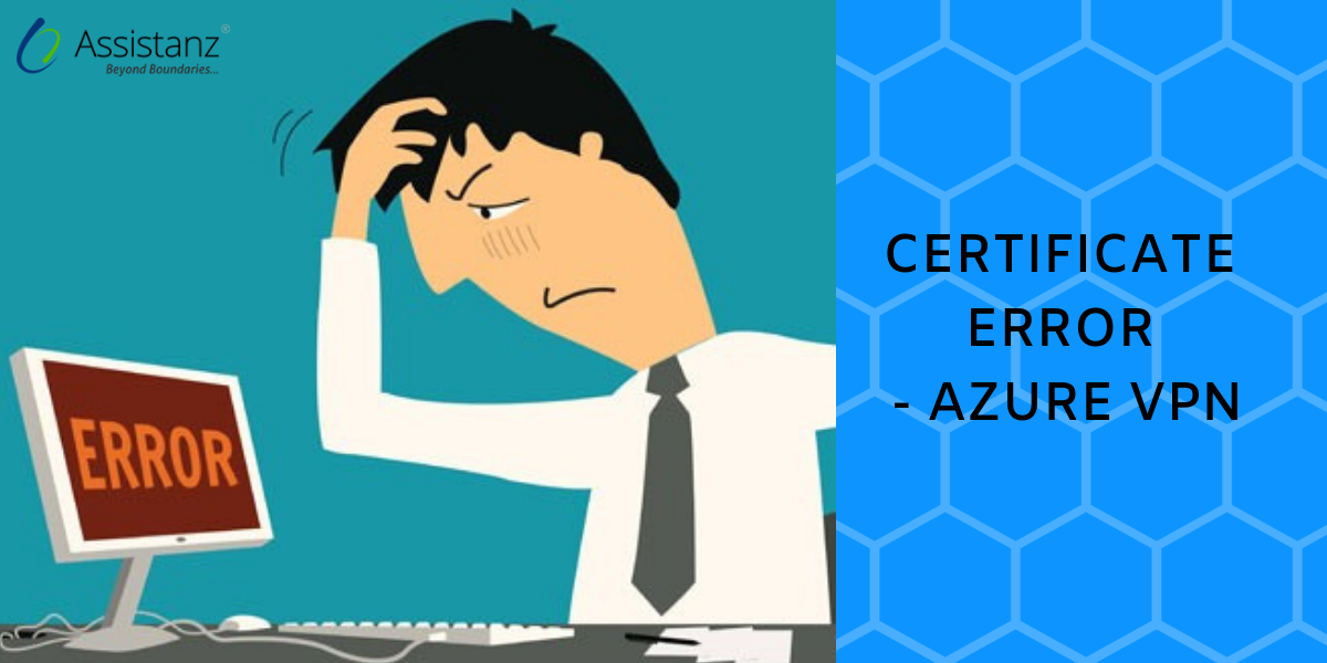 A certificate could not be found that can be used with this Extensible Authentication Protocol