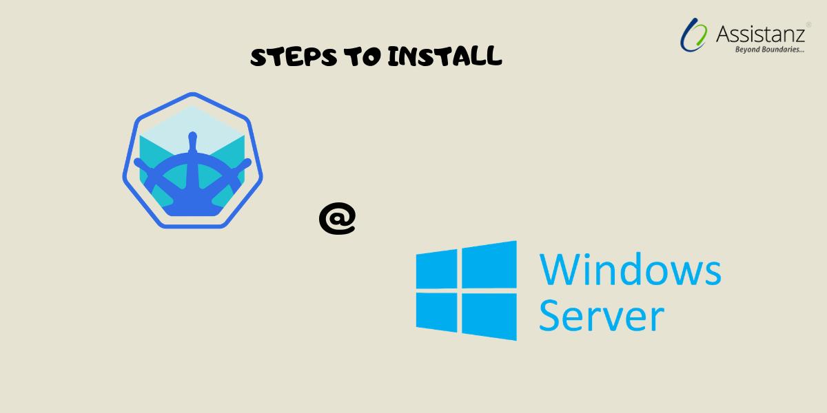 MiniKube on Windows 2016 Server