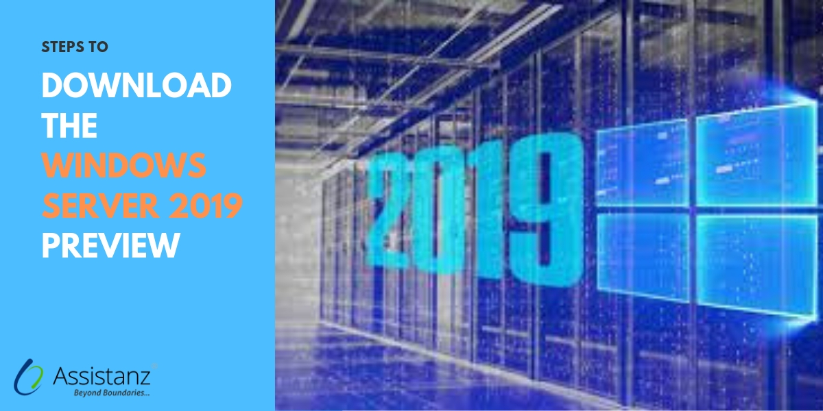 Windows 2019 preview version download