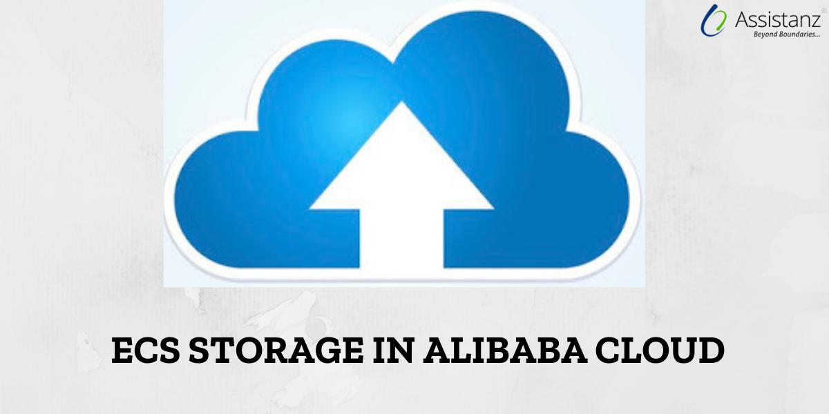 ECS Storage in Alibaba Cloud