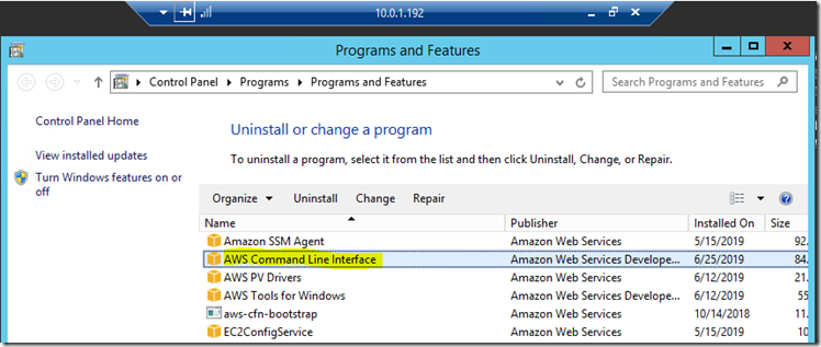 Steps to create VPC Endpoint for Amazon S3