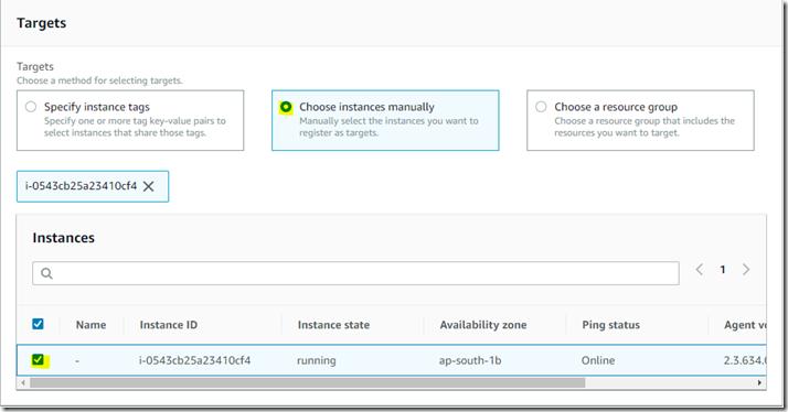 Installing Application on Windows EC2 Instance using AWS SSM